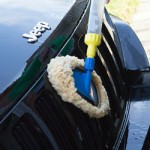 How To Save Your Back Washing The Car