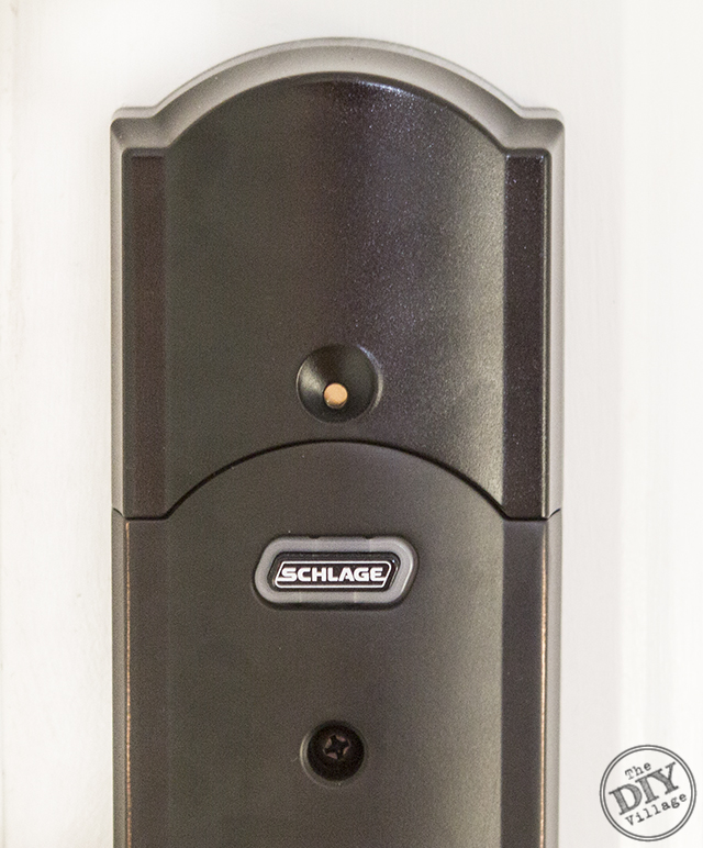 Schlage Connect Activity Alarm