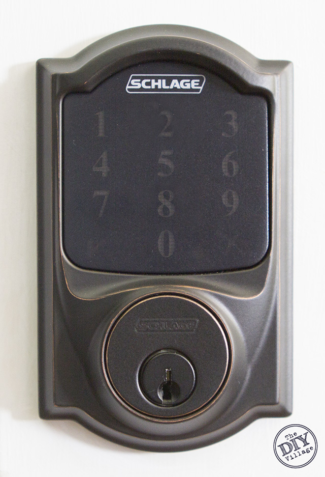 Upgrade Your Deadbolt With The Schlage Connect