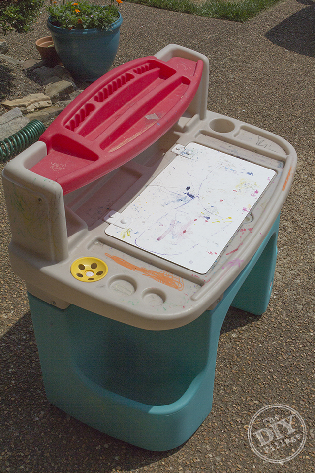 Restore a curbside find with the HomeRight Steam Machine
