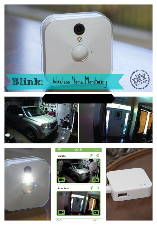 Blink Wireless HD Cam