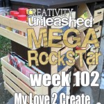 Amazon Giveaway & Creativity Unleashed No. 104