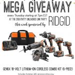 Creativity Unleashed No 138 & Rigid Giveaway