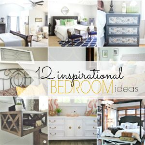 12 inspirational bedroom ideas that will have you itching for a weekend makeover!