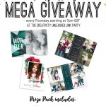 Minted Giveaway & Creativity Unleashed No. 141
