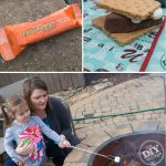 Family Fun – Fire Pit S'mores