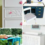 All Things Creative – 10 Painted Furniture Inspirations