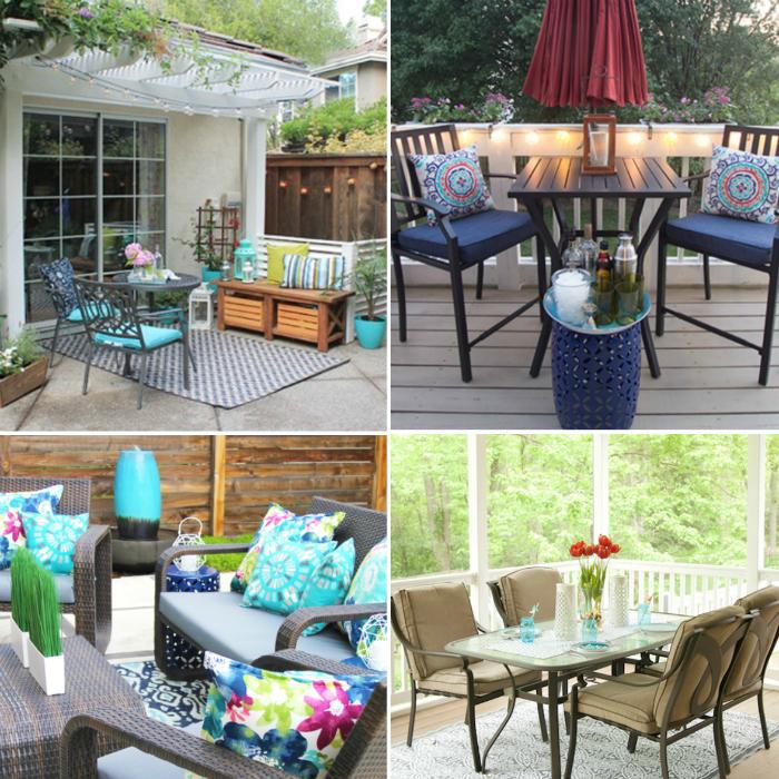 Furniture And Decor: 10 Creative Outdoor Furniture And Decor Ideas