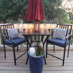 Creating a friendly outdoor living space without busting the budget!