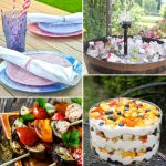 Great ideas for a summer party, picnic, or pretty much any gathering! Great recipes and diy's