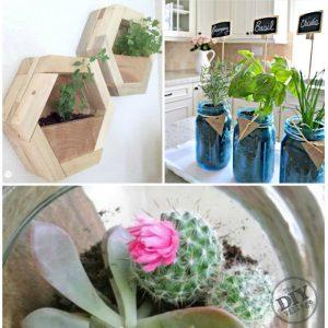 12 do it yourself ideas for the garden