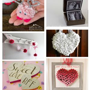11 Inspirational ideas for Valentine's Day, DIY & Crafts.