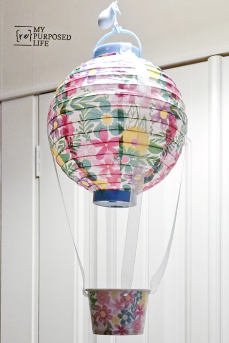 10 Spring Dollar Store Crafts #dollarstore #crafts #babyshower #balloon #crafts #easy