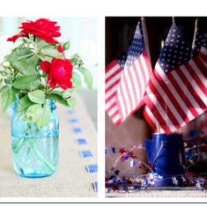 Ten creative patriotic ideas for your home