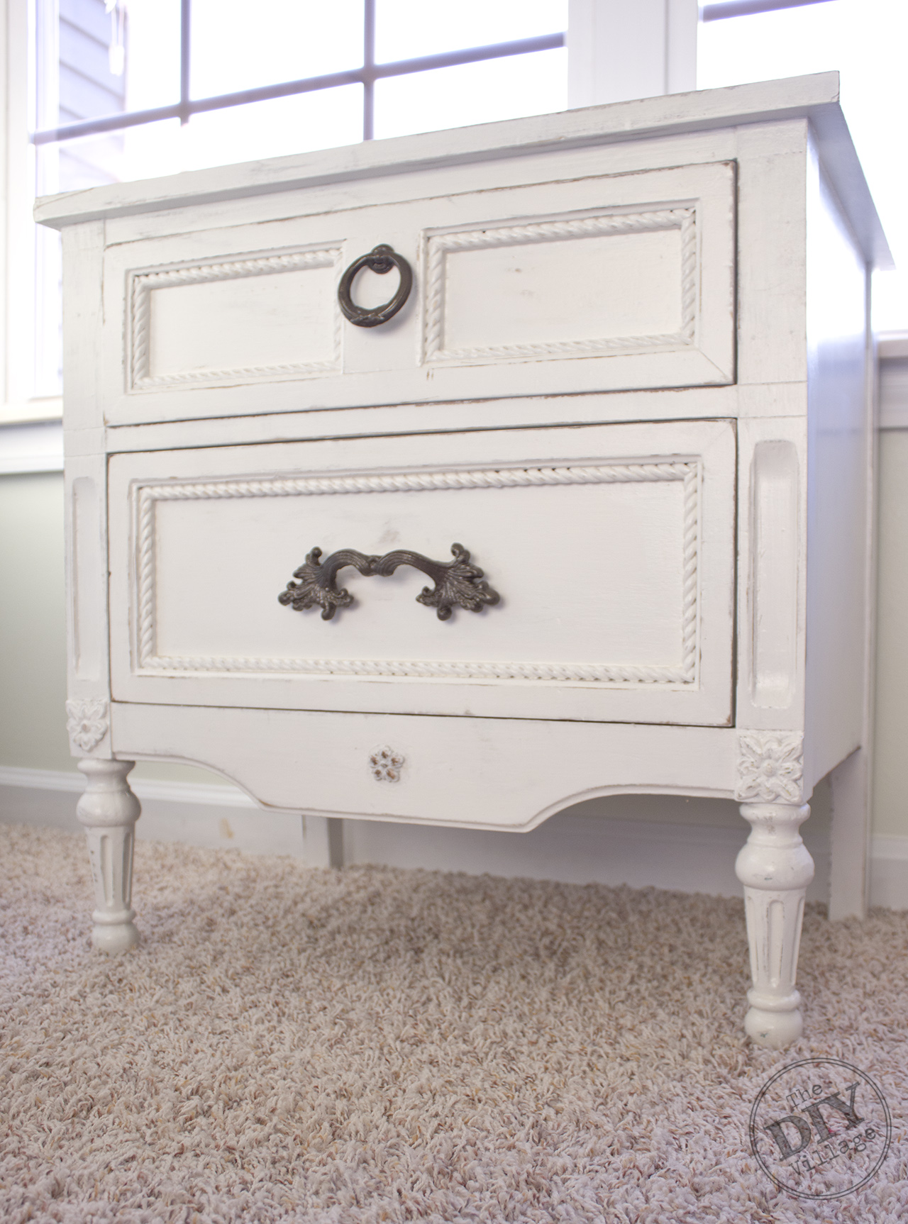 How to repair molding on furniture
