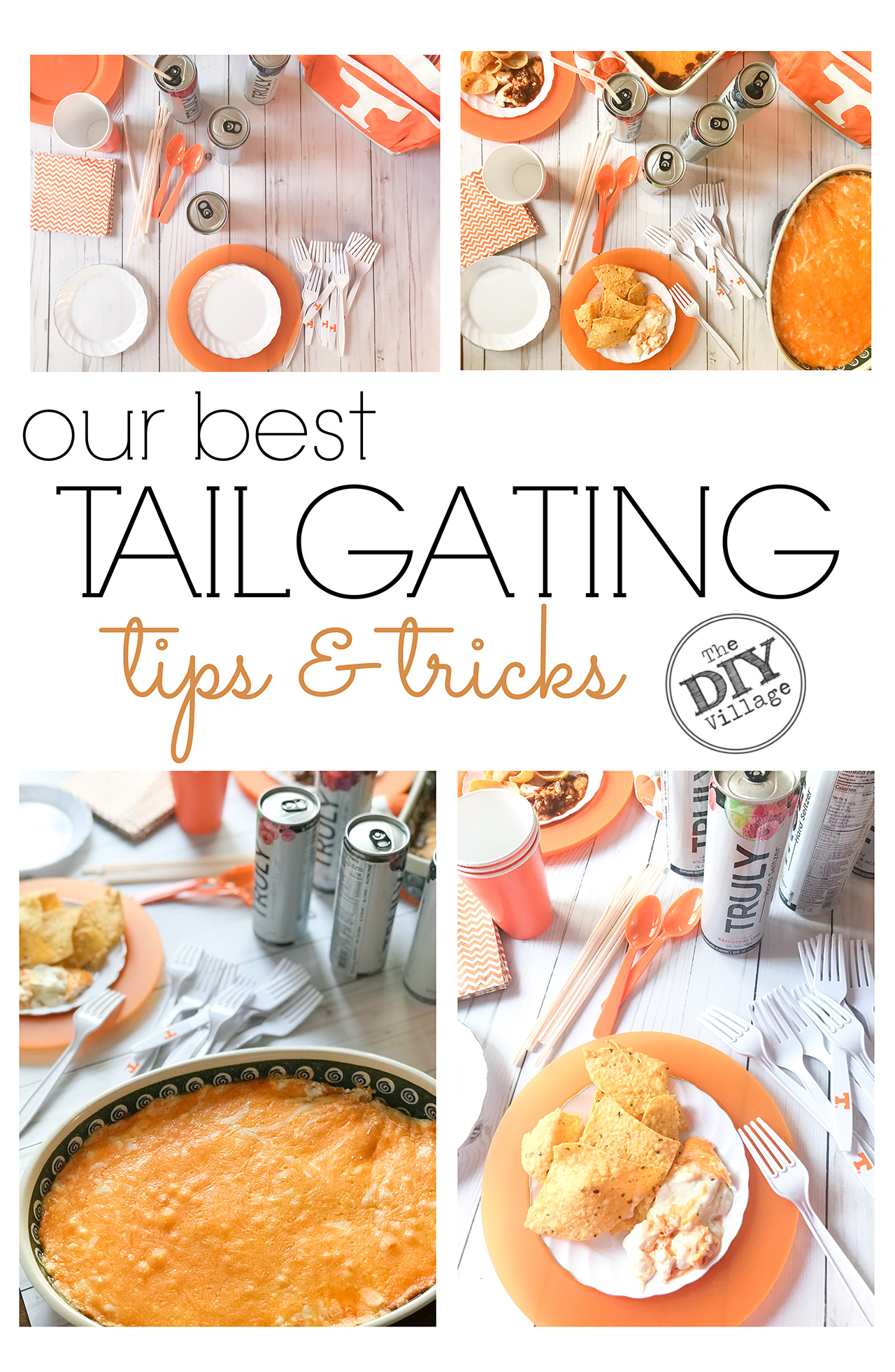 The Best Tailgating Tips and Tricks